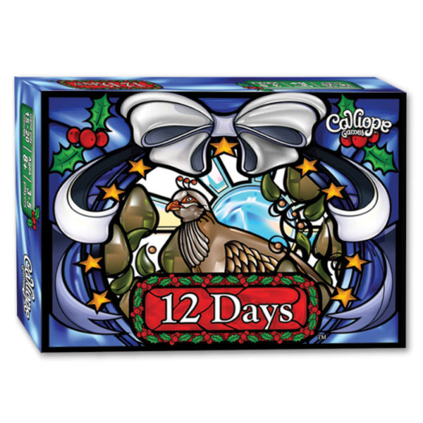 12 Days Box From Calliope Games