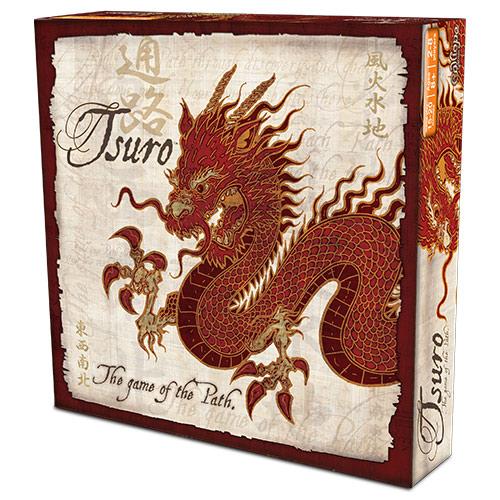 Tsuro Game of the Path Calliope Games