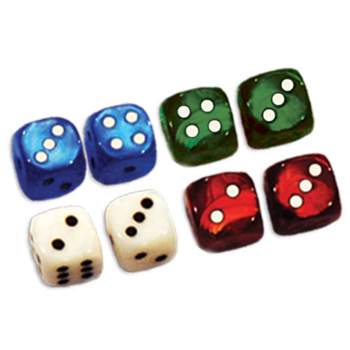 Roll For It purple edition dice Calliope games