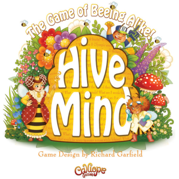 Hive Mind cover image Calliope Games