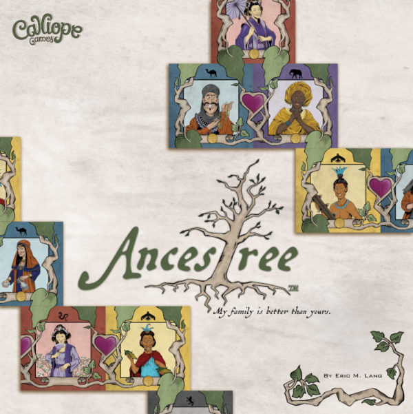 Ancestree Game Box by Calliope Games