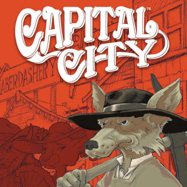 Capital City game by Calliope Games