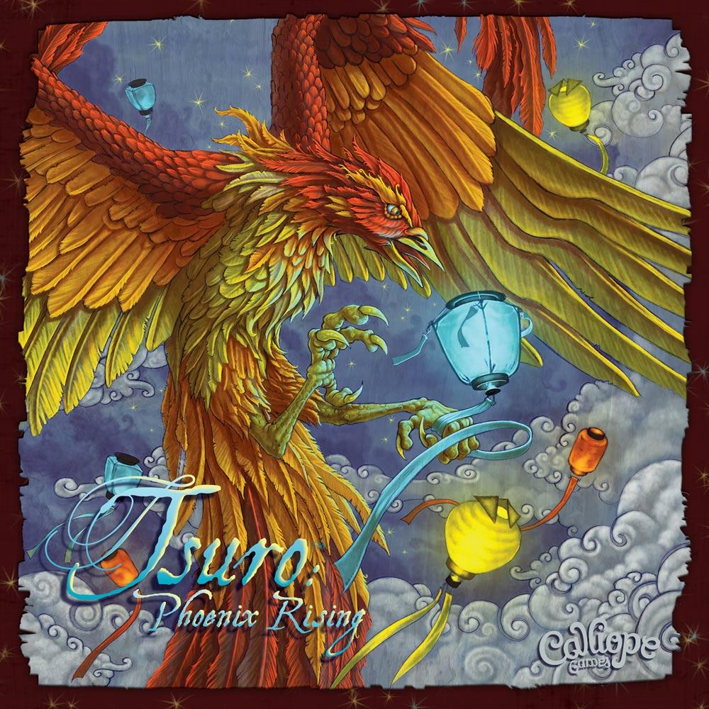 CLP120 - Tsuro Phoenix Rising_box front