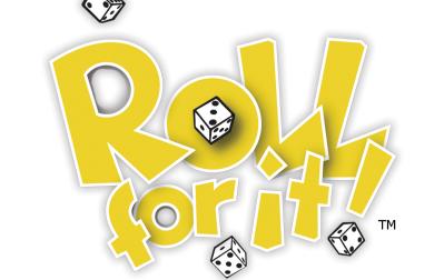 Roll For It! Logo