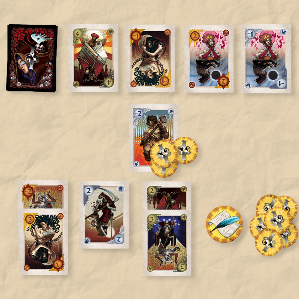 Allegory Gameplay continued