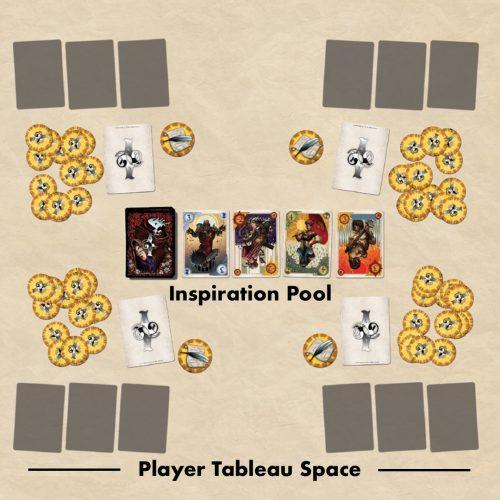 Allegory Game Setup